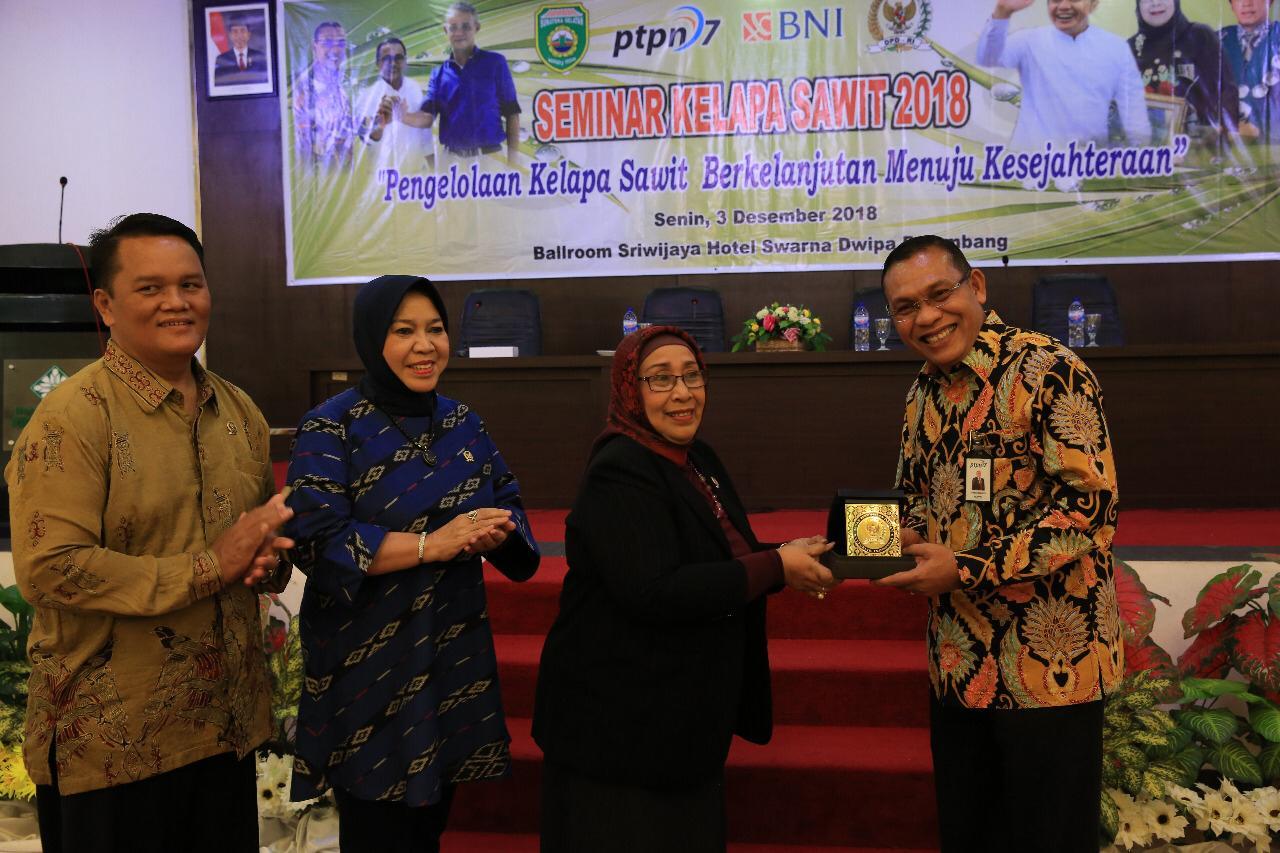 DPD RI 'Counter' Propaganda Isu Kelapa Sawit Indonesia