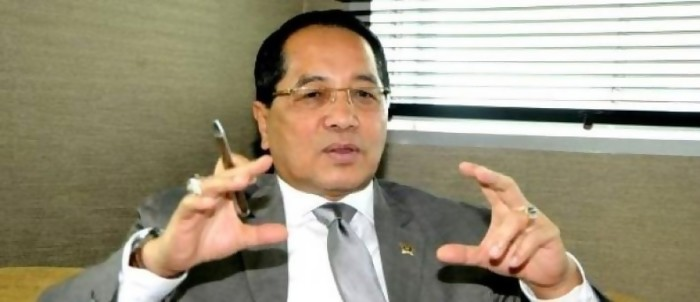 Saat Kunker, Firman Tanya KPU Soal Dana Buat Kepala Desa Untuk Pemilu