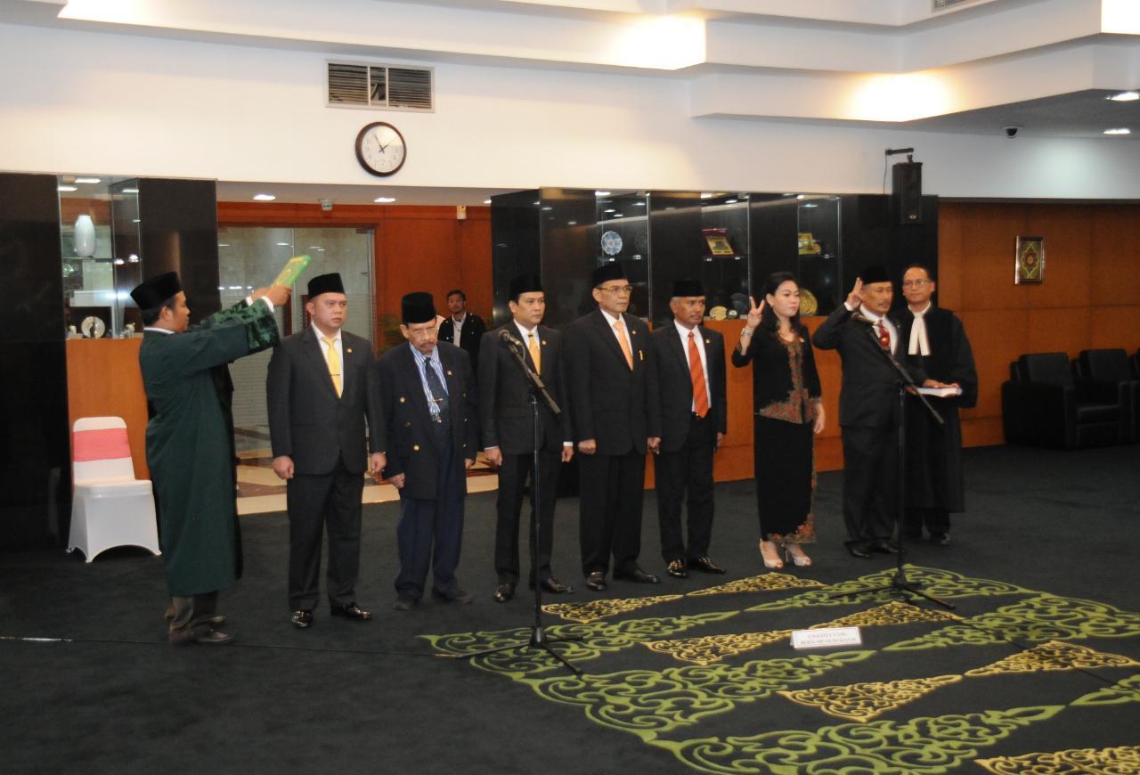 OSO Ajak Anggota MPR RI PAW Jalankan Tugas Konstitusional