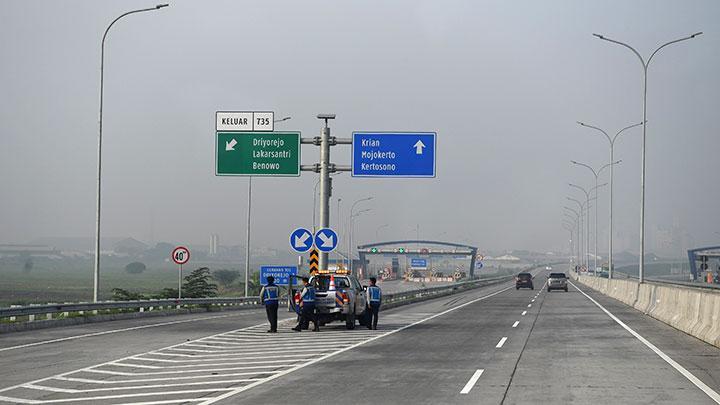 Tarif Tol Trans Jawa Jakarta-Cikampek Hingga Gempol-Pasuruan Capai Rp 790 Ribu