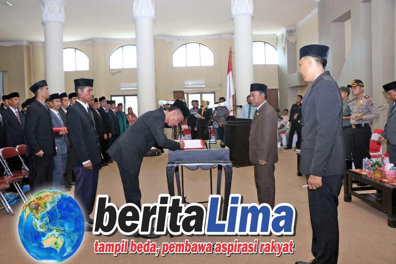 Bupati Sumbawa Barat Meroling 174 Pejabat Pengawas dan Pejabat Fungsional Pemerintah