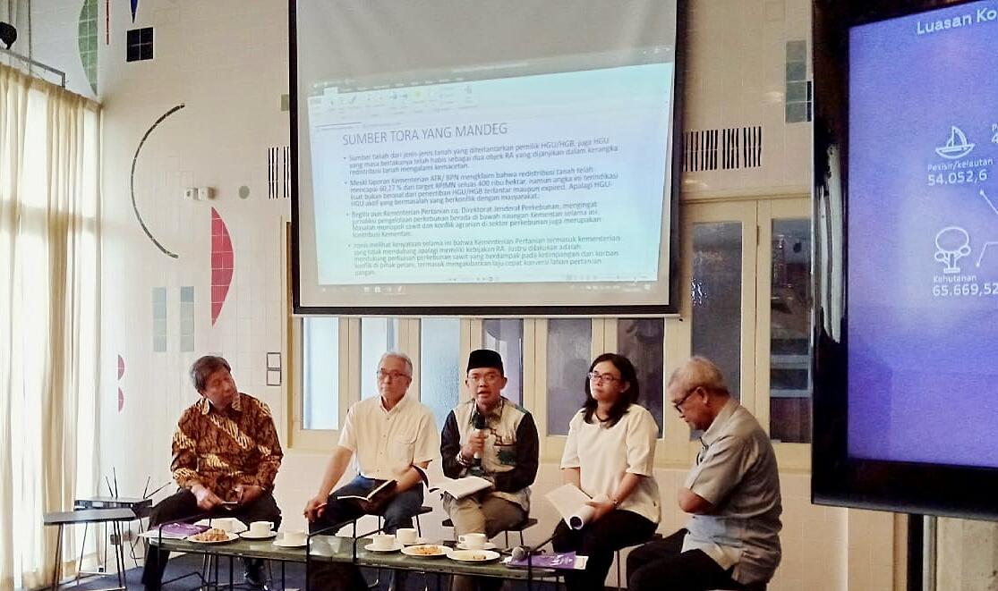 TKN Tegaskan Komitmen Reforma Agraria Pemerintah Jokowi Demi Keadilan Rakyat