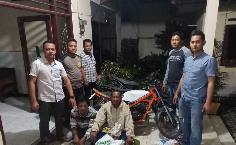 Dini Hari, Polisi Bekuk Pencuri Spesialis Rumah Kosong di Bululawang