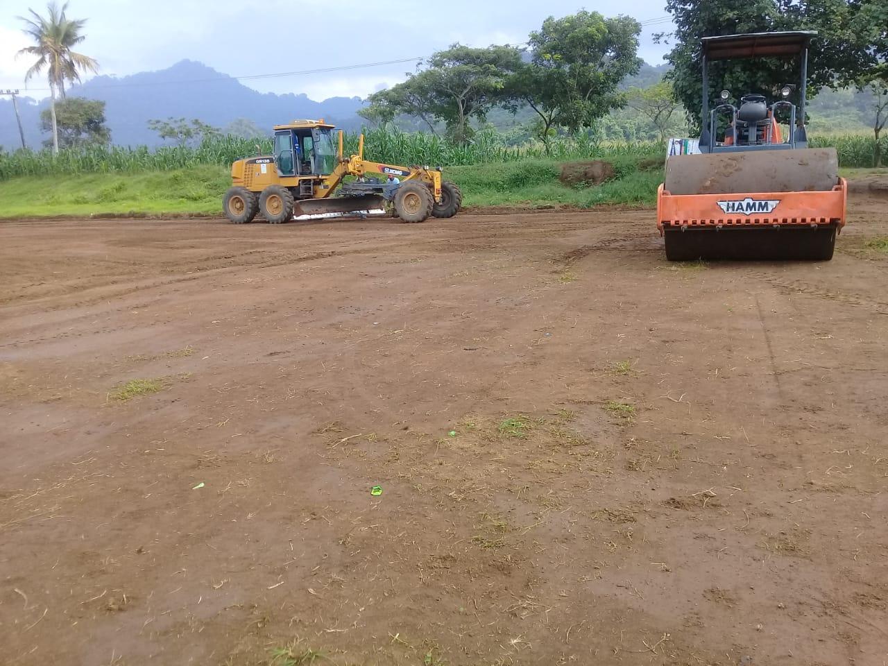Lapangan di Kampungnya Kini Bagus, Warga Dusun Pancer Sumringah
