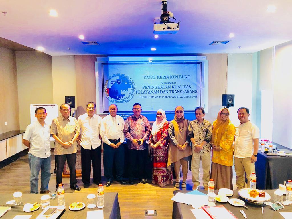 KPN Bung LLDIKTI IX Siapkan Skim Kredit bagi Dosen Tetap Yayasan