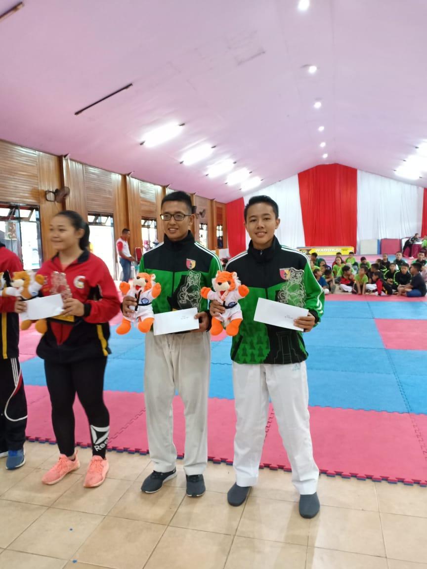 Kejuaraan Karate se-Pulau Jawa dan Bali, Atlet Kodam V/Brawijaya Jadi Pemenang