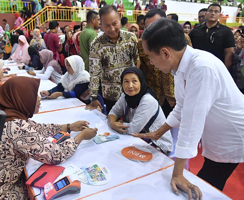 Melalui PKH, Presiden Ingin Taraf Hidup Keluarga Prasejahtera Meningkat