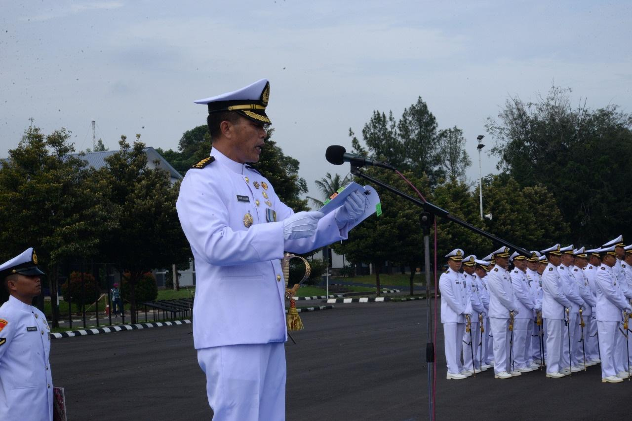 Peringatan Hari Dharma Samudera di Bhumi Marinir Cilandak