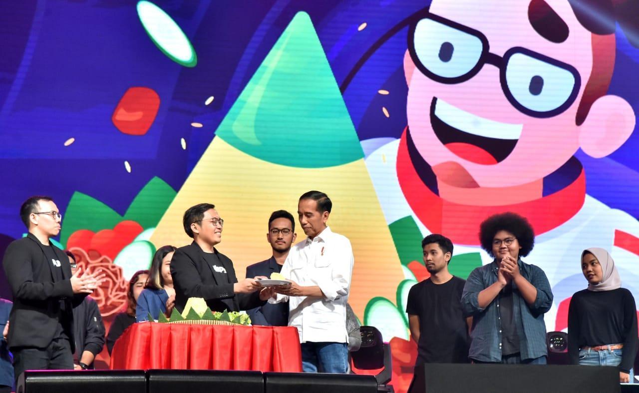 Presiden: Peluang E-Commerce di Indonesia Masih Sangat Besar