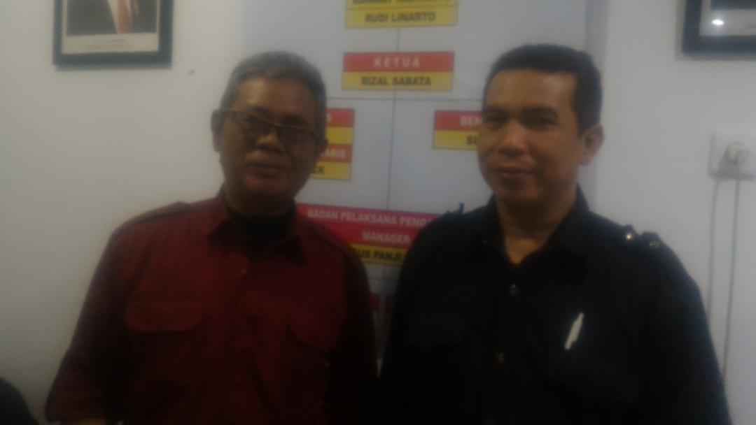 Perhimpunan PPW Komper Ancol Dukung Polres Jakut Cari Dalang Keresahan