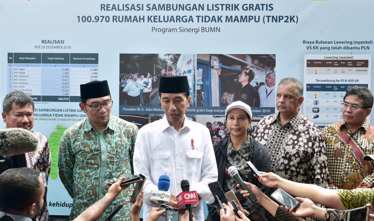 Presiden Jokowi Pastikan Tol Cigatas Segera Dibangun