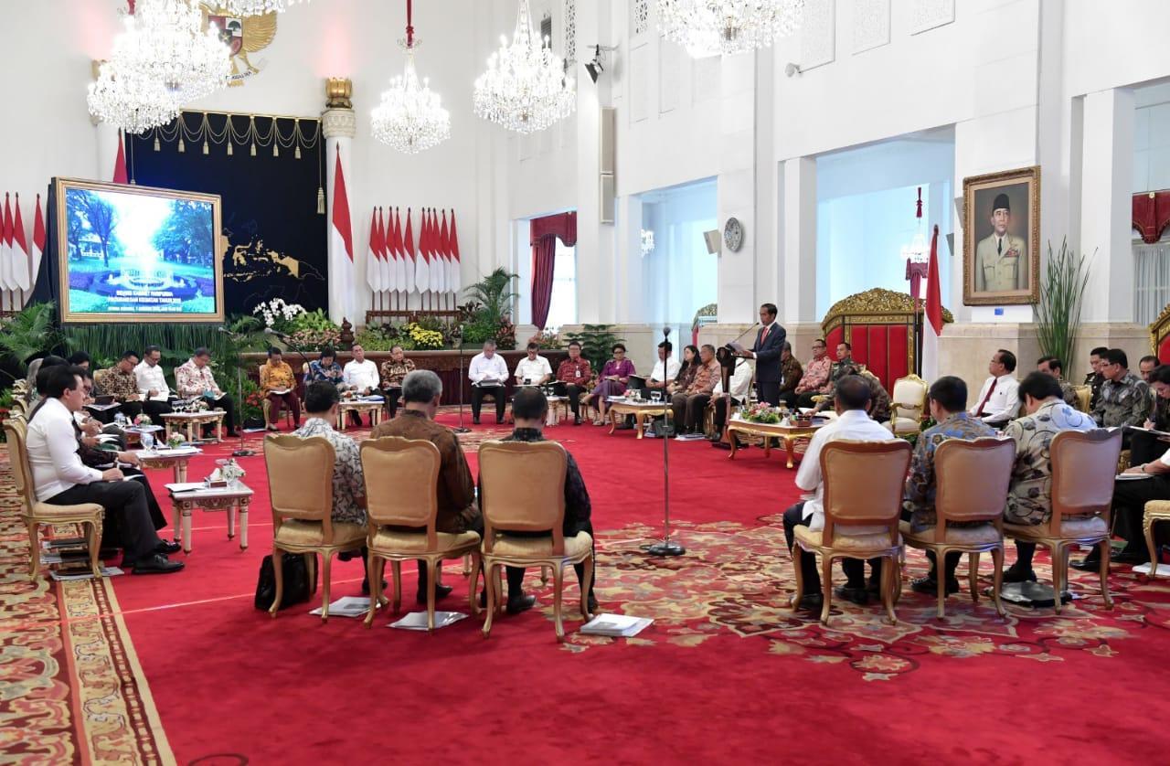 Presiden Jokowi Minta Mitigasi dan Edukasi Bencana Dilakukan Sejak Dini