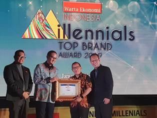TIKI Jadi Jasa Kurir Pilihan Milenial Indonesia