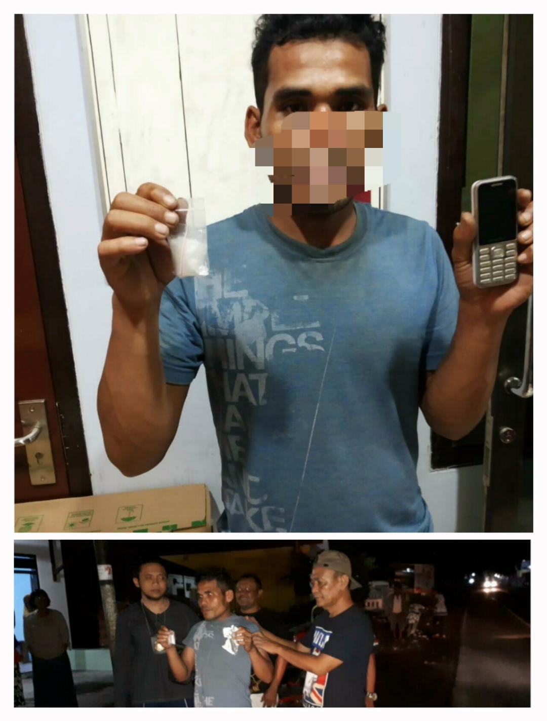 Pria Tak Pernah Jera Tertangkap Polisi Dengan Kasus Yang Sama