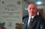 BPD Desa Beran, Tahun 2018 Terbaik di Kabupaten Wonosobo