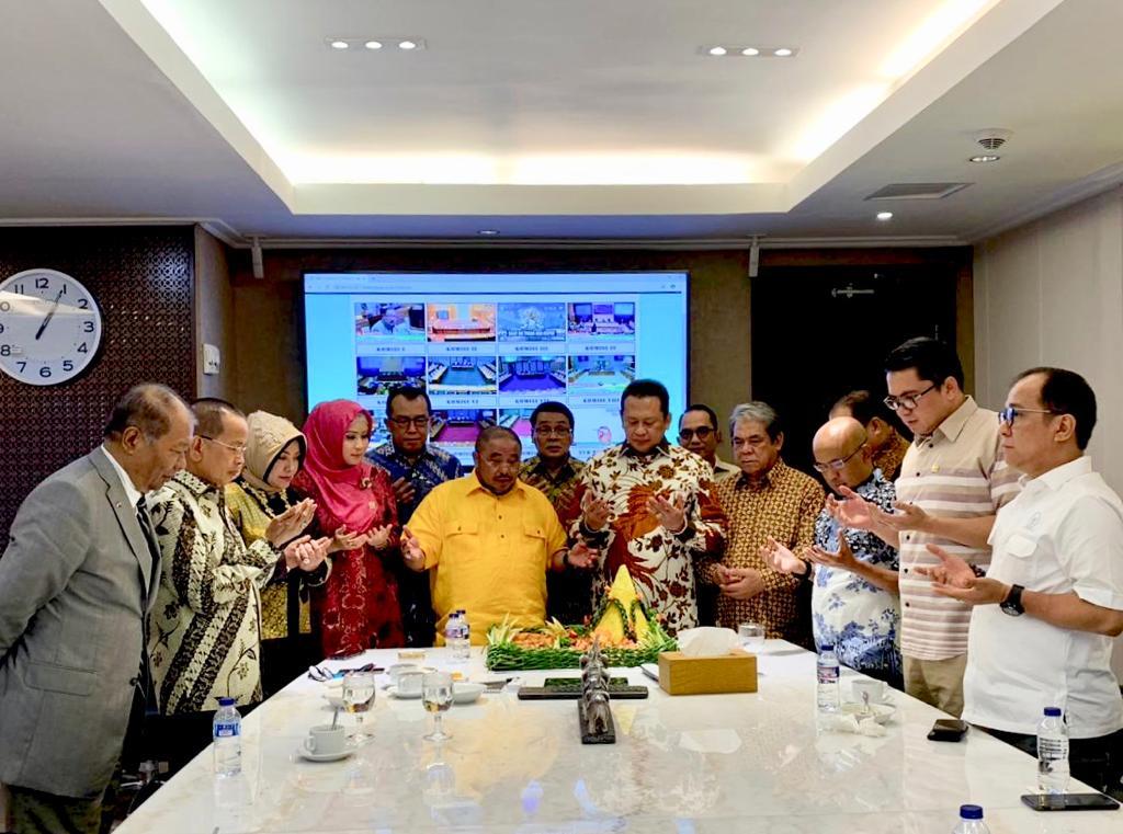 Satu Tahun Jadi Ketua DPR RI, Bamsoet Dihadapkan Tantangan Balikan Citra