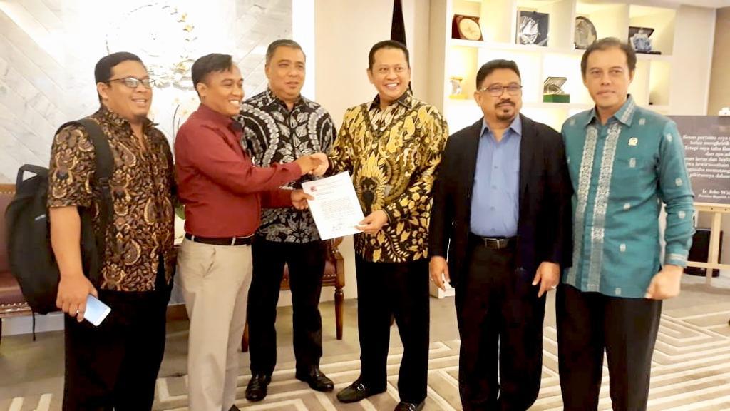 Bamsoet MintaPemerintah Hapus Tagihan Kredit Perbankan Korban Bencana Tsunami