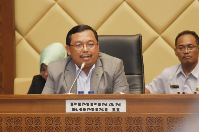 Herman Khaeron: RUU Pertanahan Harus Cepat Diselesaikan