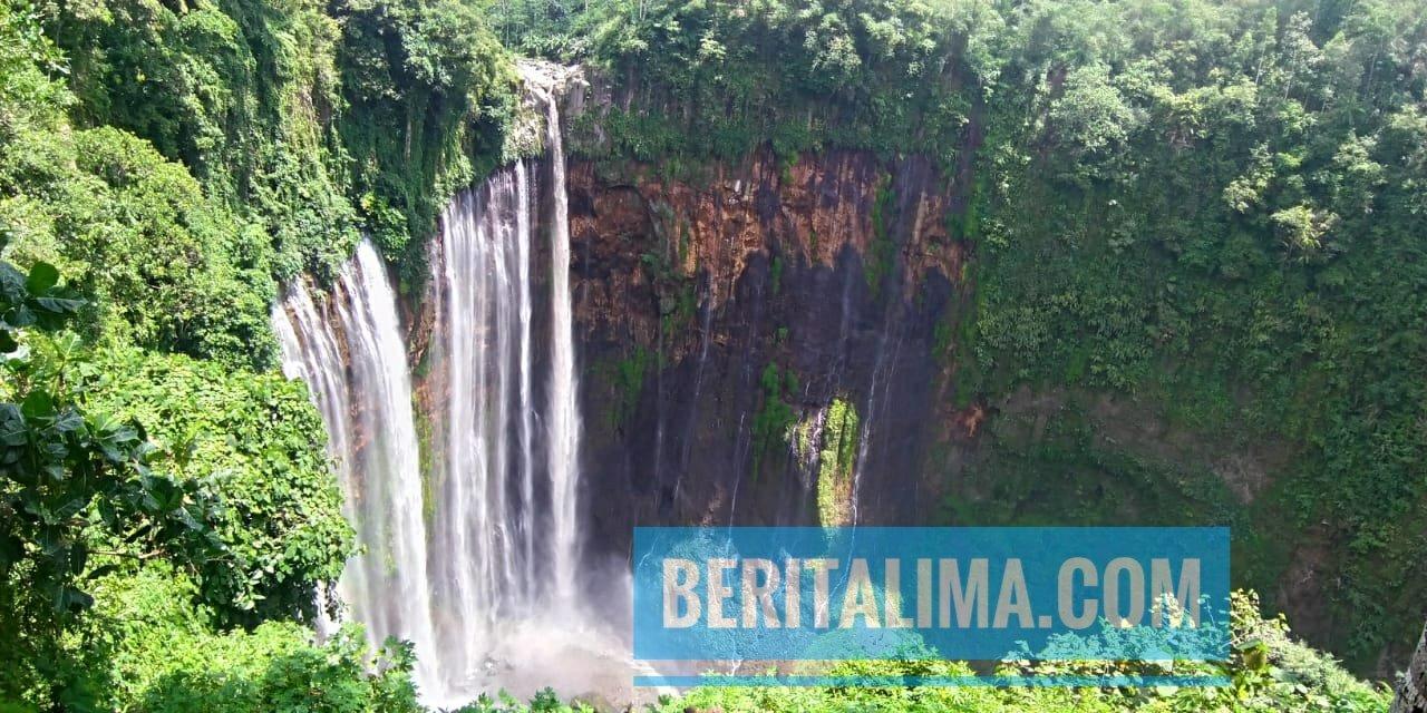 Wisata Coban Sewu Kabupaten Malang Surga Para Traveller