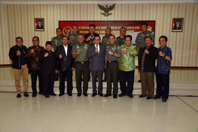 Jazuli: TNI Perlu Gandeng Tokoh Agama Dukung Pengamanan Pemilu 2019