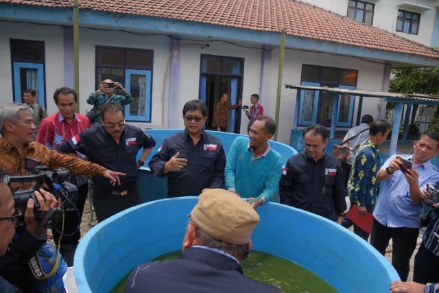 DPR Dorong Polteknik KP Sidoardjo Kembangkan Inovasi Budi Daya Ikan