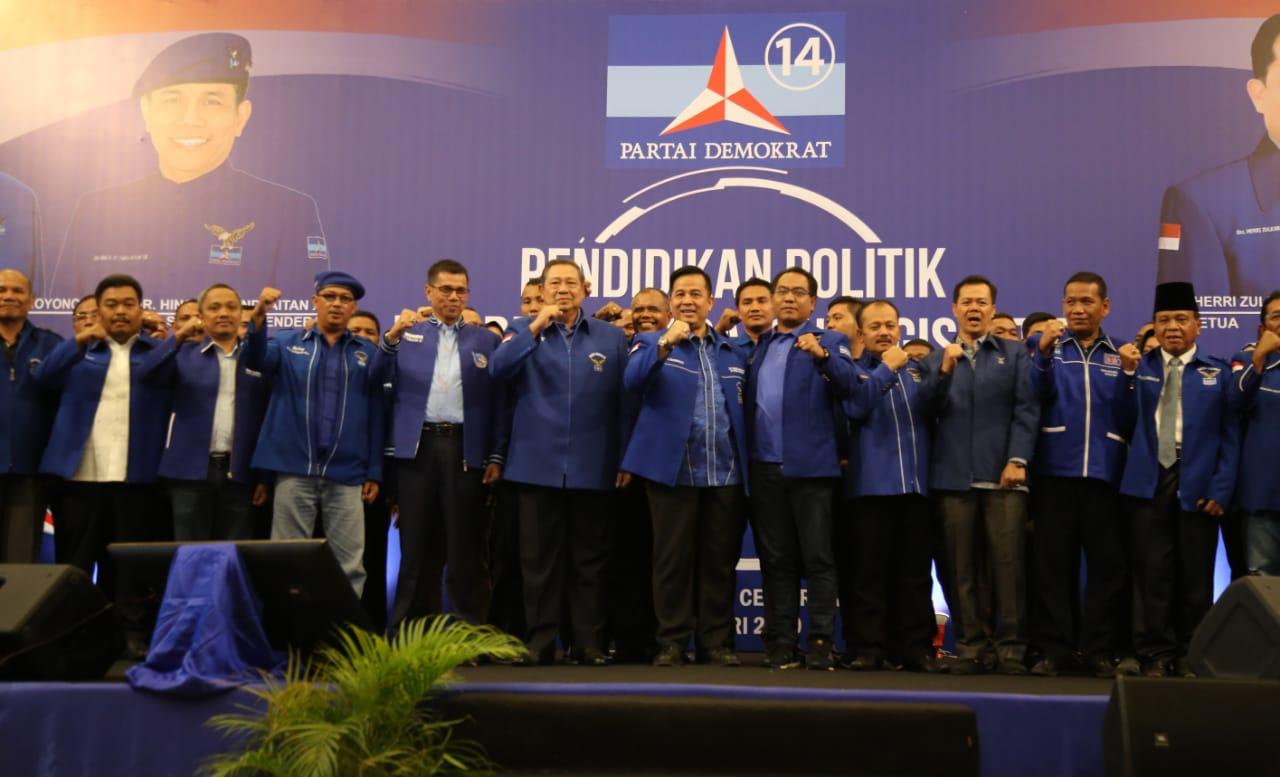 SBY: PD Punya Niat, Rencana Dan Solusi Baik Untuk Masa Depan Bangsa Indonesia