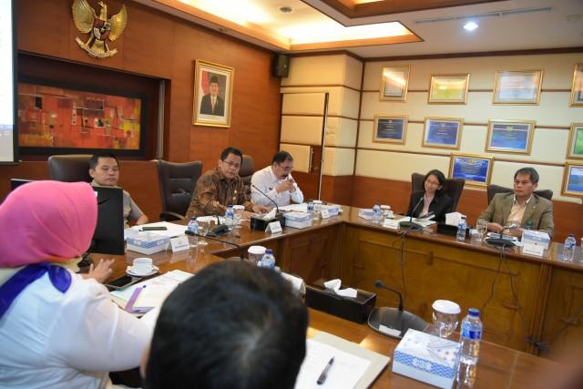 Kesetjenan MPR, DPR, DPD Evaluasi Persiapan Penyambutan Anggota Dewan Baru