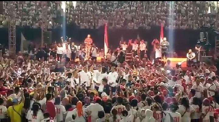 Alumni SMA Jakarta Bersatu Deklarasi Dukung Joko Widodo dan Ma'ruf Amin