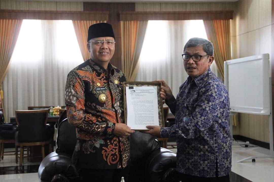 BPKP Provinsi : Pemprov Berpeluang Raih WTP