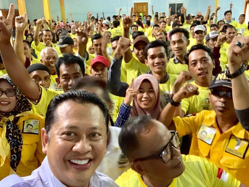Bamsoet Ajak Emak-emak Berpartisipasi Dalam Pemilu 2019