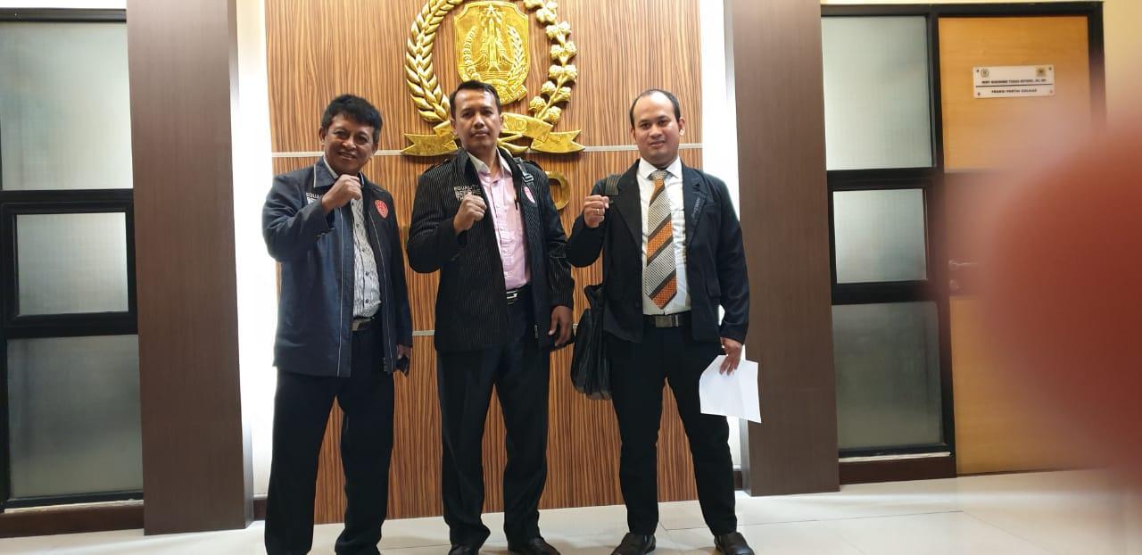 Kuasa Hukum Buyer Apartement Frontage Layangkan Surat ke DPRD Jatim