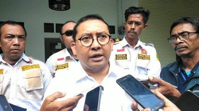 Fadli Zon Jaminkan Diri Buat Penangguhan Penahanan Ahmad Dhani