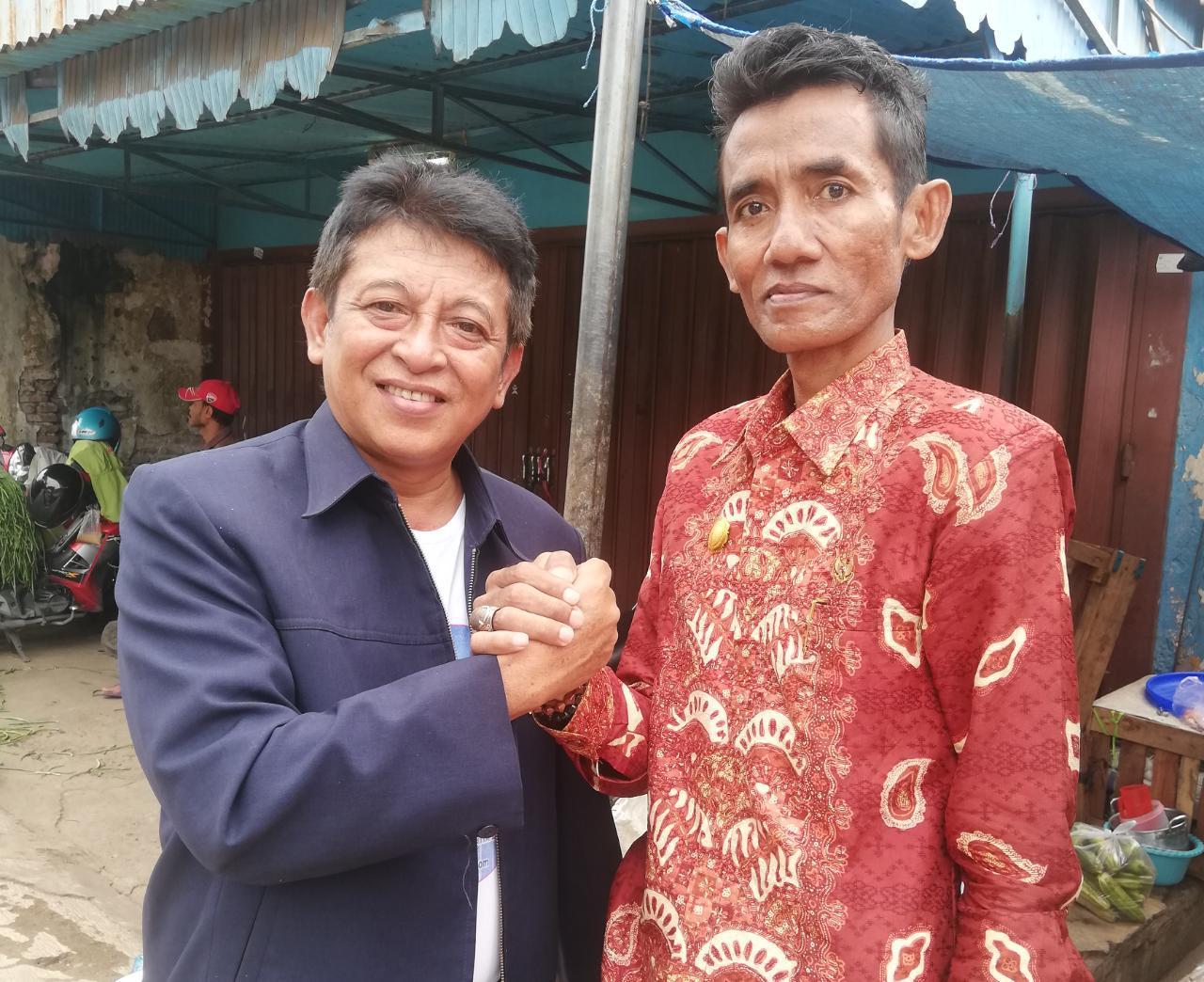 H. Muhammad ToMas Keputran Surabaya-Madura Dukung Pemenangan Jokowi