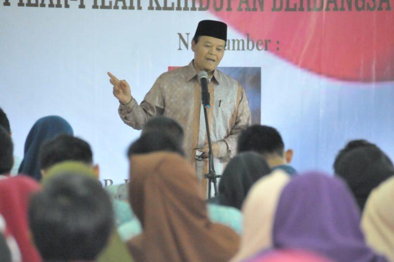 HNW: Indonesia Butuh Pemimpin Berkualitas Umtuk Rawat dan Jaga NKRI