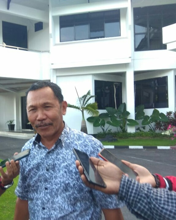 Mantan Kadis PUPR Provinsi Malut, Diperiksa Tim Penyelidik kejati Malut