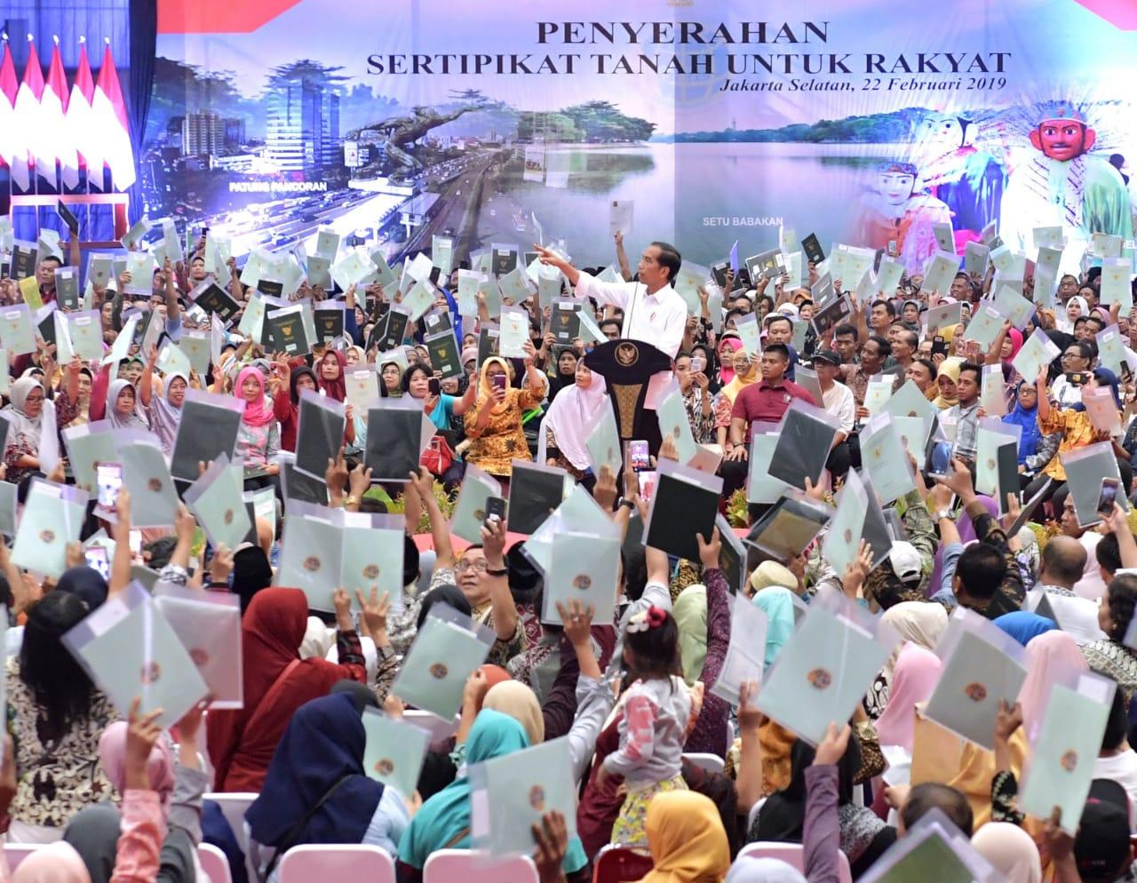 Presiden Jokowi Dukung Upaya Penuntasan Mafia Sepak Bola