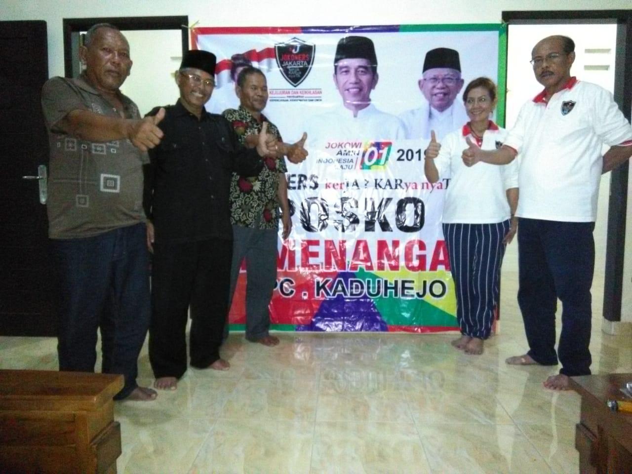 Jokowers Jakarta Didukung SNCI Gelar Baksos di Pandeglang dan Serang