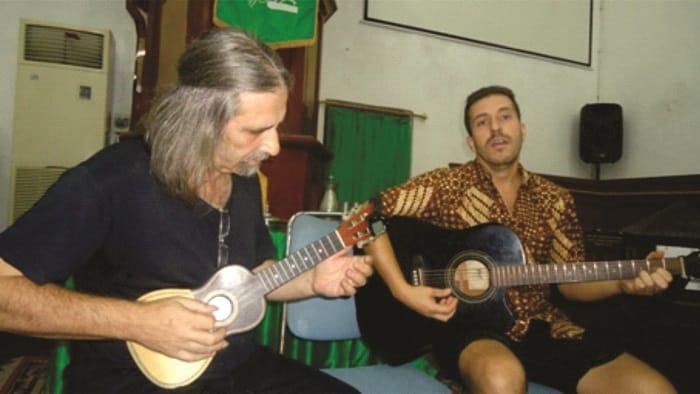 The Cavaquinho Is Grandfather Of Keroncong