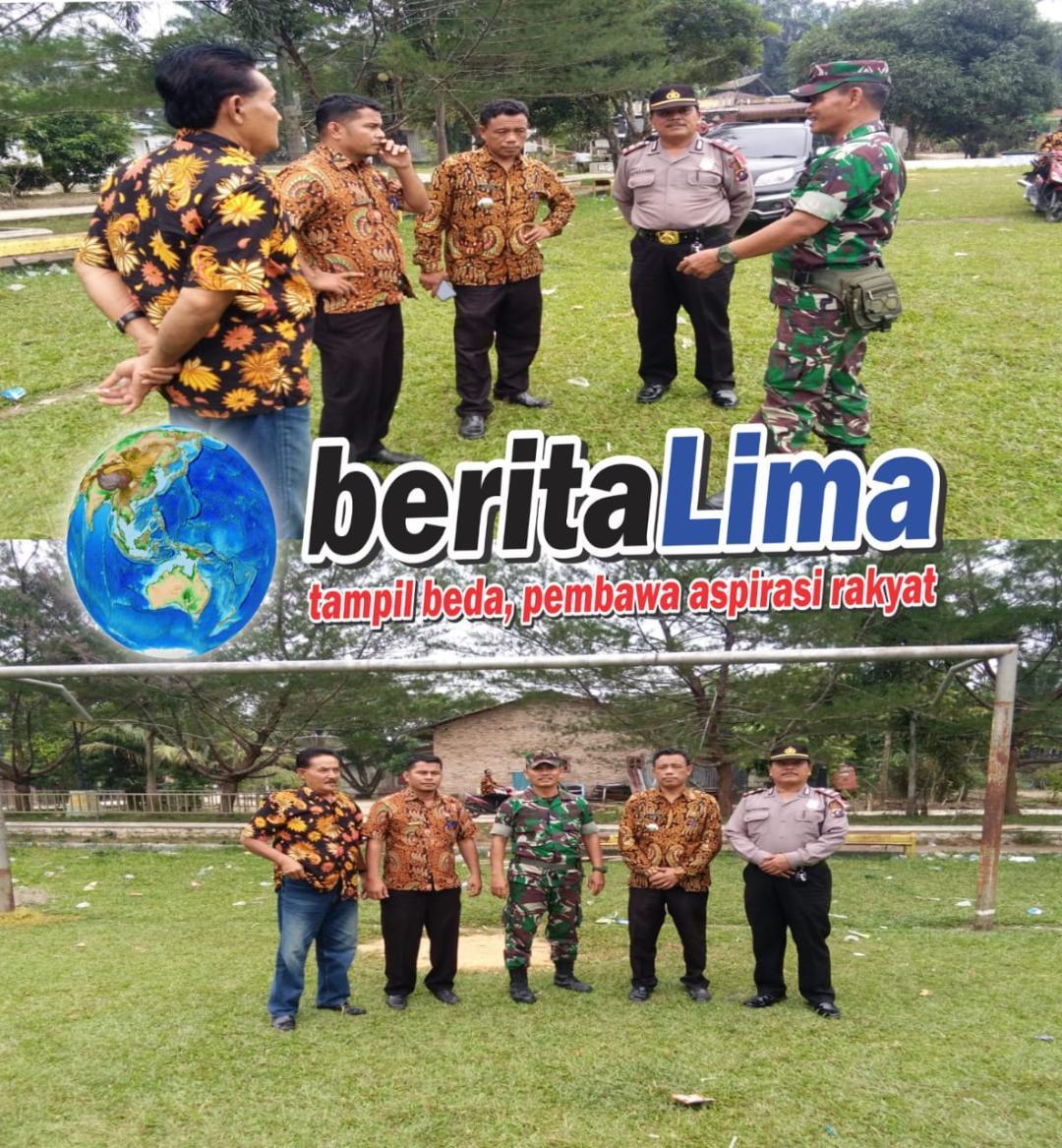 Danramil 01/AK Kodim 0209/LB, Melaksanakan Rakor Pembentukan Desa Bersih Narkoba
