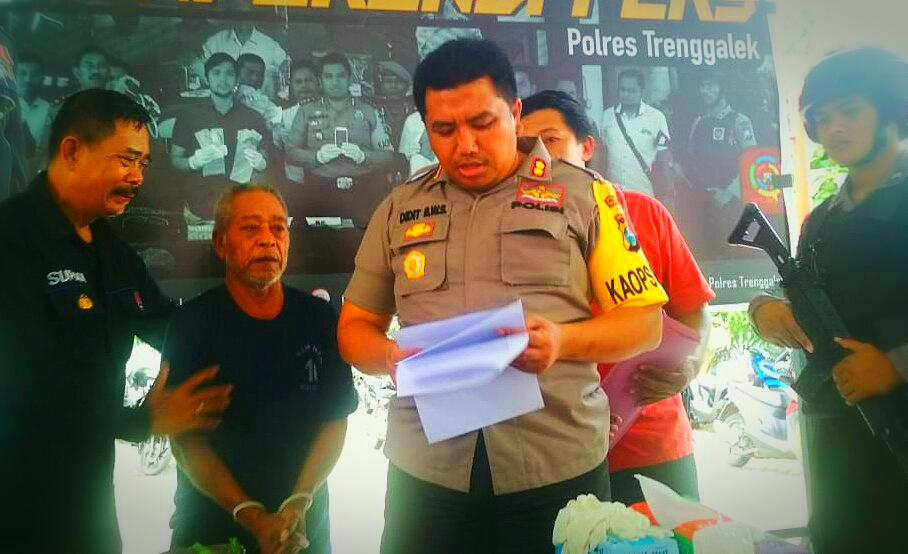 Nekat Bermain Judi Klotok, Dua Warga Panggul Diringkus Polisi