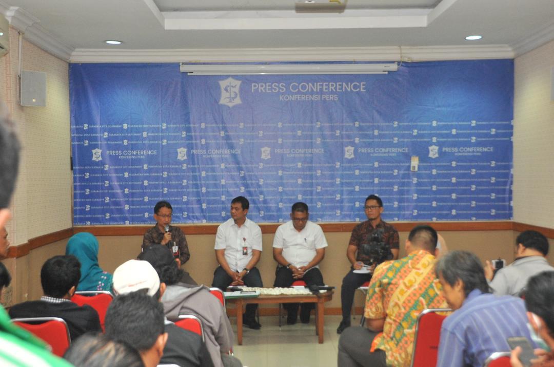 Pemkot Surabaya Sosialisasikan Dampak Bahaya Pinjaman Online