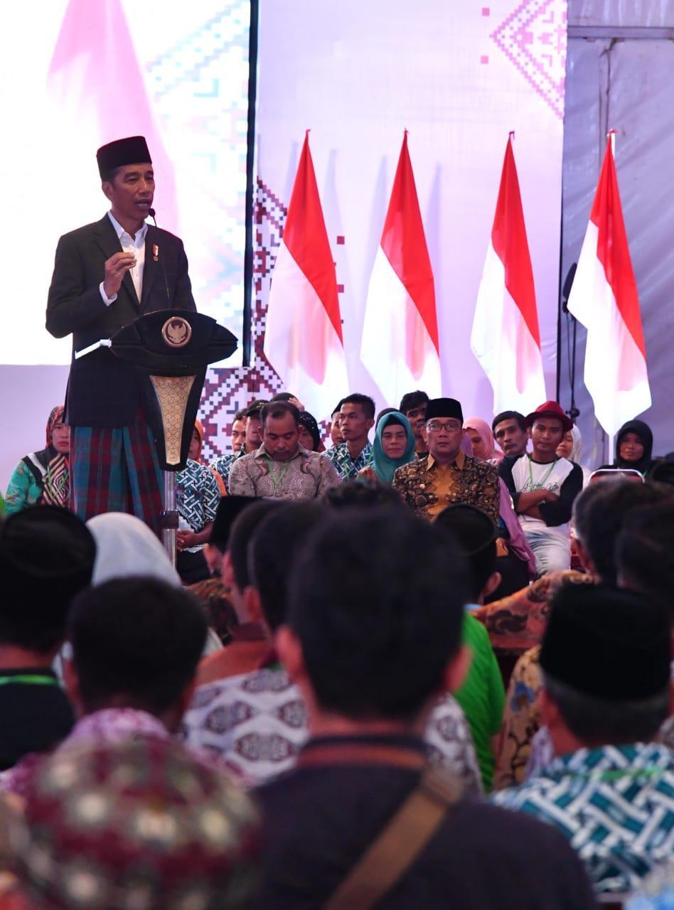 Presiden: Pemerintah Punya Banyak Program Kerakyatan untuk Tingkatkan Kesejahteraan