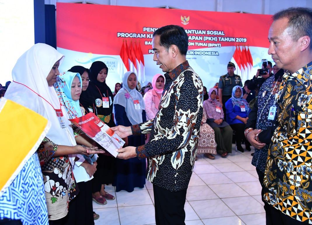 Presiden Ingin PKH Dimanfaatkan untuk Peningkatan Gizi Anak