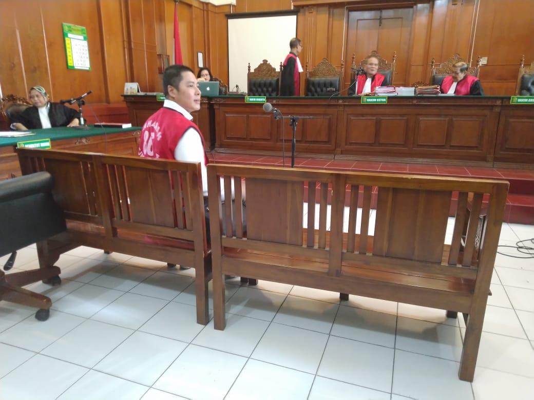 Saksi Korban Bongkar Modus Tipu Gelap Wong Daniel Wiranata