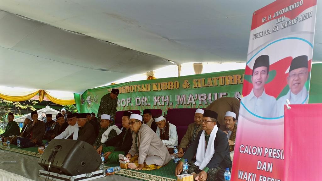 Haidar Alwi: Kita Targetkan Jokowi Menang 60 Persen Lebih untuk Jabar