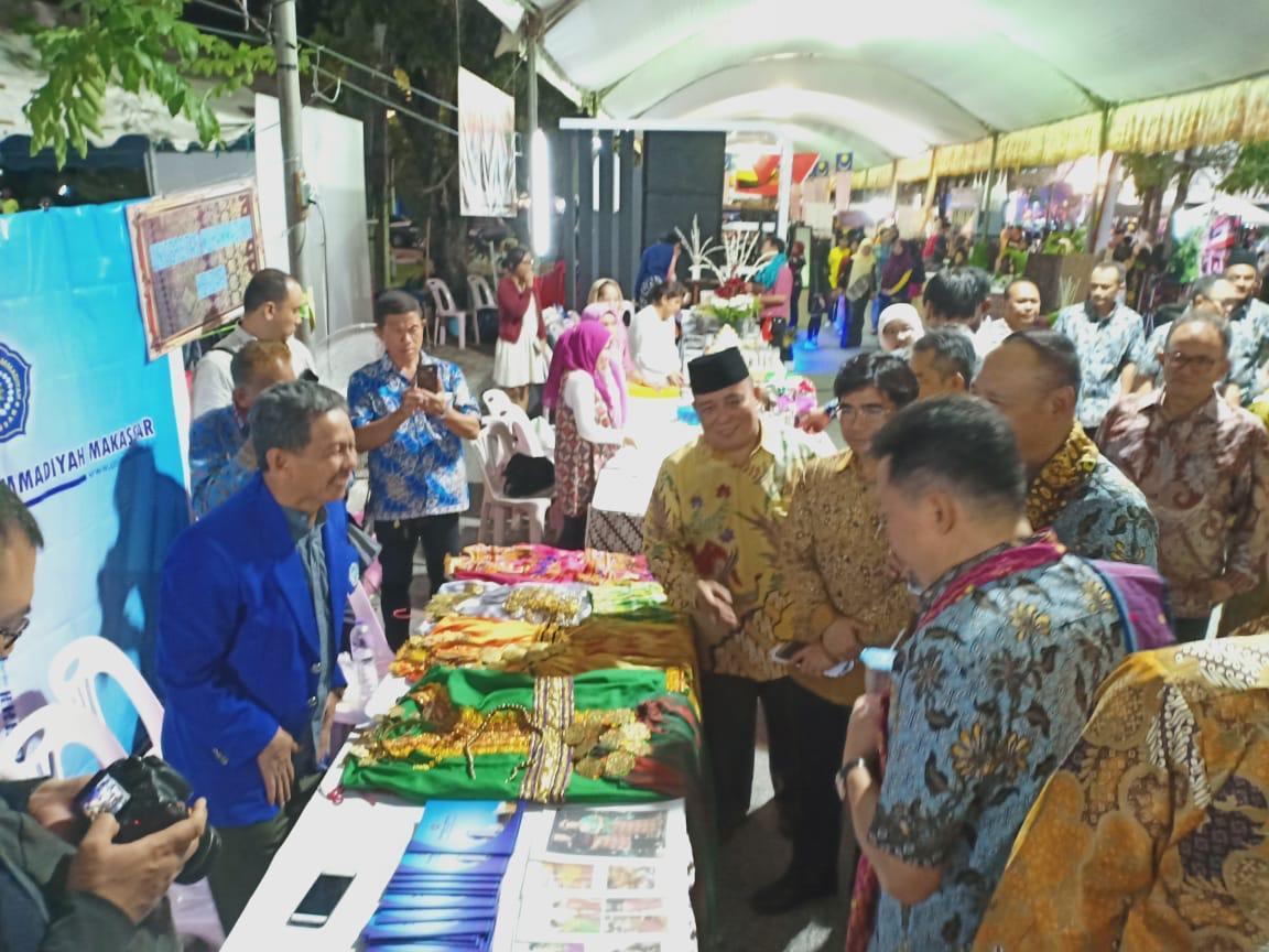 Unismuh Makassar Ikut Pameran Melayu Day di Thailand