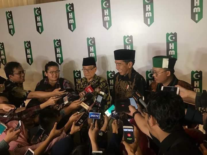 KAHMI dan PJ Ketum PB HMI Putuskan Dukung Jokowi 2 Periode