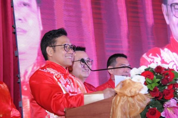 Muhaimin: Peringatan Imlek Menunjukkan Keberagaman Indonesia
