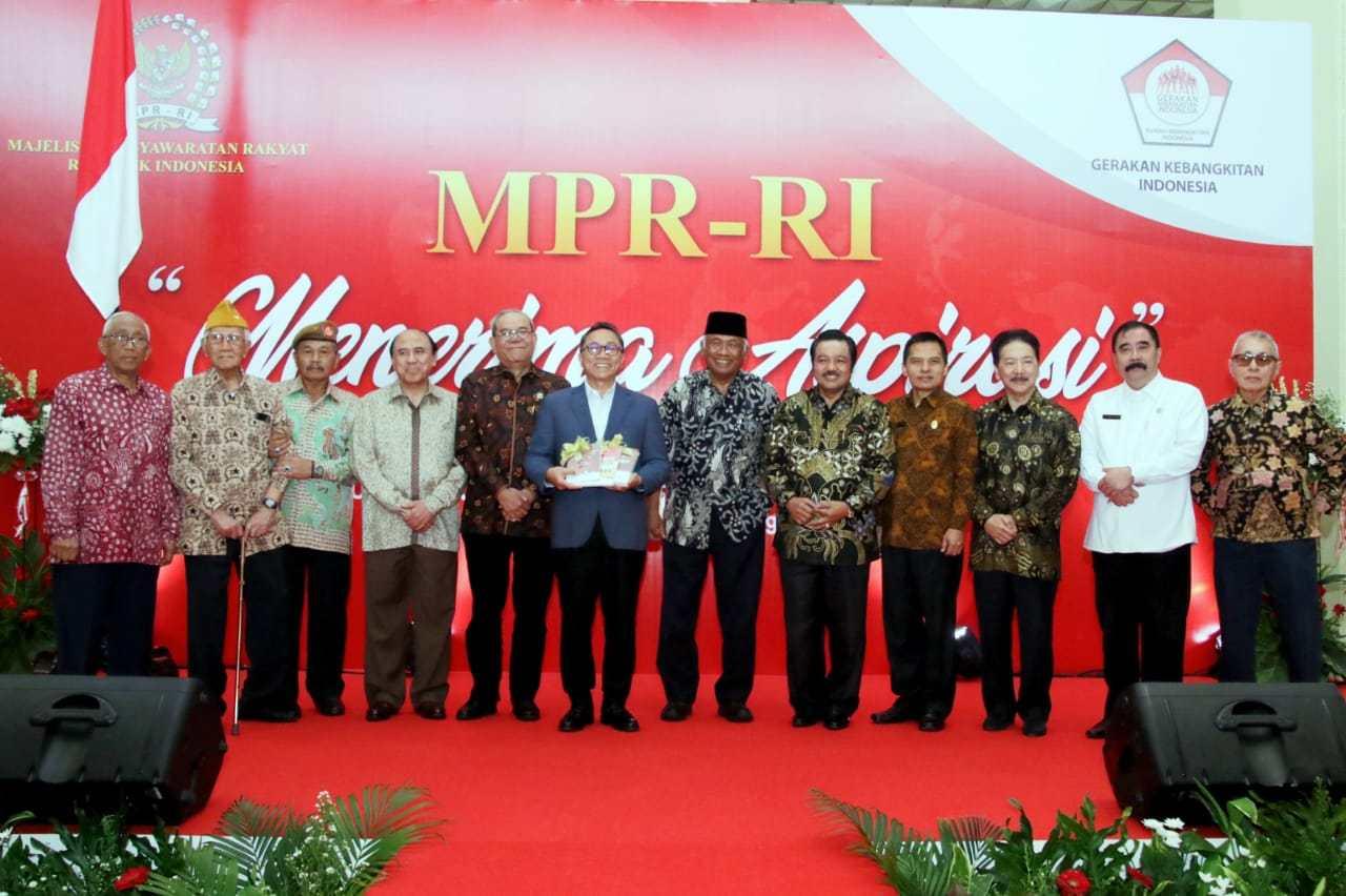 Hindari Kepunahan Bangsa, Indonesia Harus Kembali ke UUD 194