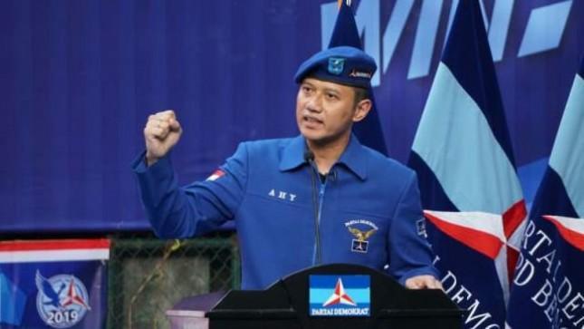 AHY Tunjuk Pakde Karwo Koordinator Pemenangan Demokrat